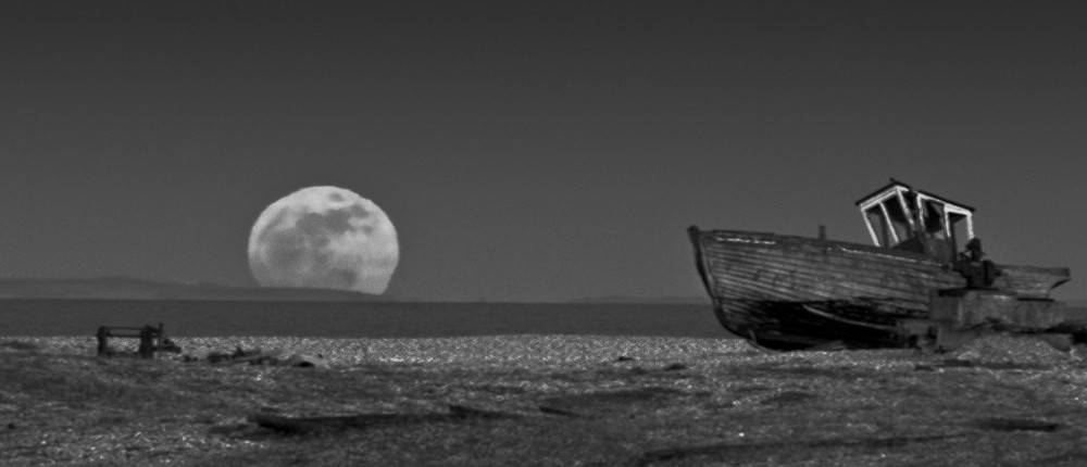 Dungeness Moon Periapsis Perihelion