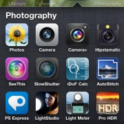 iPhone Photography App