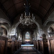 HDR Processing Goudhurst Church