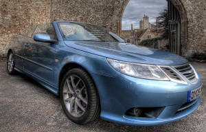 Saab Perspective Focal Length