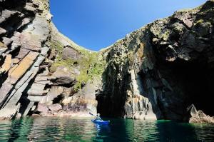 Sea Kayaking Pembrokeshire