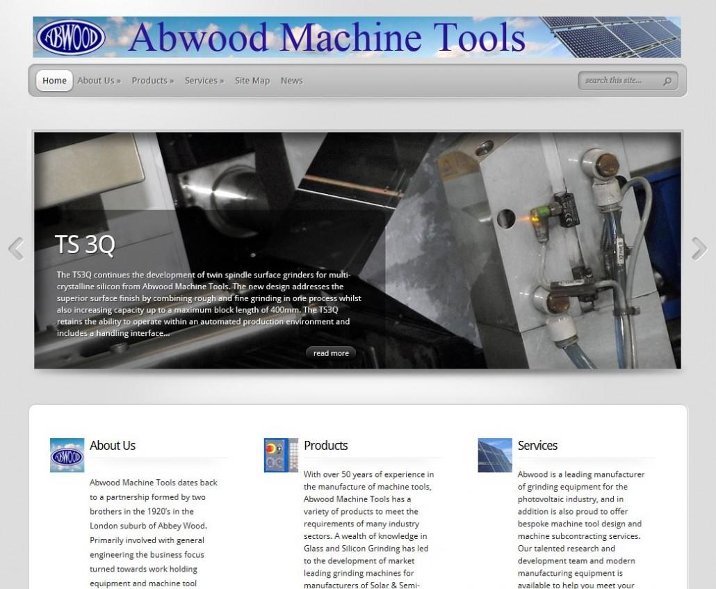 Abwood Machine Tools - Mat Mackenzie Creative Technologies: www.matmackenzie.co.uk/abwood-machine-tools