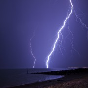 low light photography lightning
