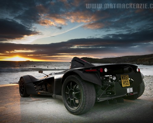 bac mono whitesands bay pembrokeshire