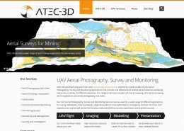 Atec-3D website