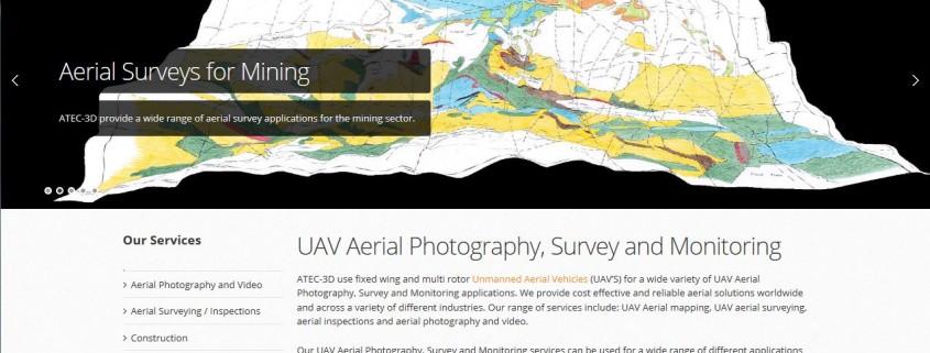 Atec-3D website