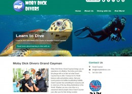 Moby Dick Divers Grand Cayman