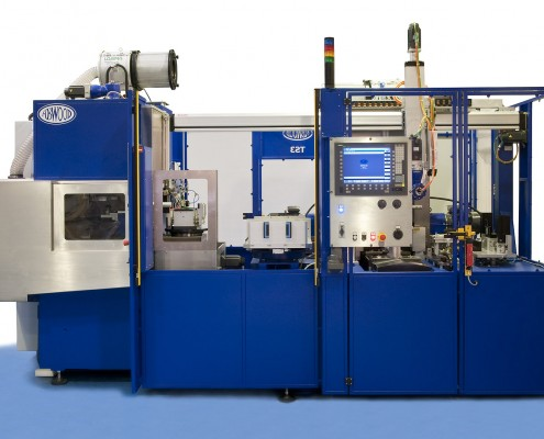Abwood TS3 Silicon Grinding Machine
