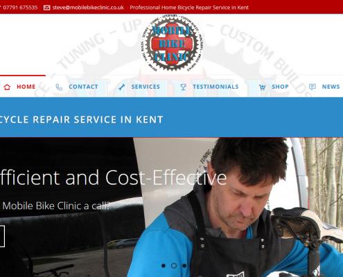 Mobile Bike Clinic Kent
