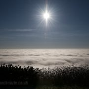 Folkestone Capel Le Ferne Fog