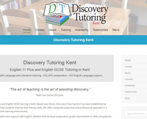 discovery-tutoring-kent-website